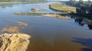 More about: LOW LEVELS OF WATER IN RIVERS. RETENTION AS A RESPONSE TO THE DROUGHT