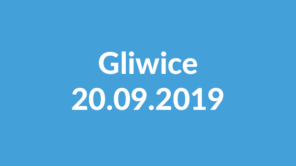 More about: UNTIL MONDAY YOU CAN STILL SIGN UP FOR THE MEETING IN GLIWICE
