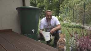 More about: A VIDEO WITH OUR PROJECT AMBASSADOR: HOW TO INSTALL A RAINWATER TANK
